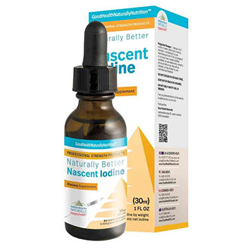 Nascent Iodine new