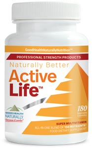 Active Life liquid vitamins