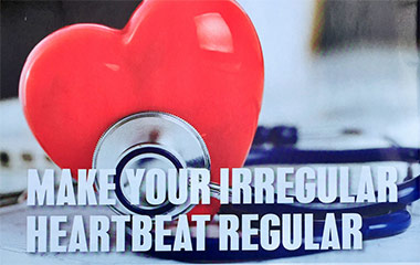 Mae Your Heart Beat Regular