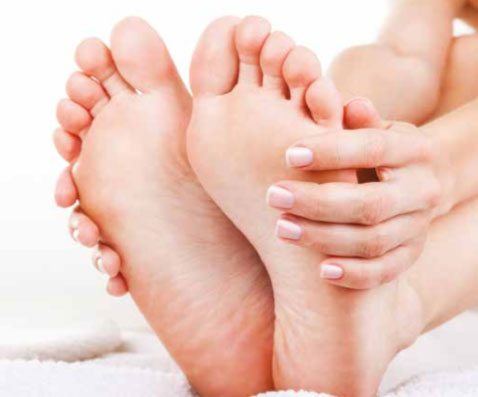 A surprising remedy for athlete's foot