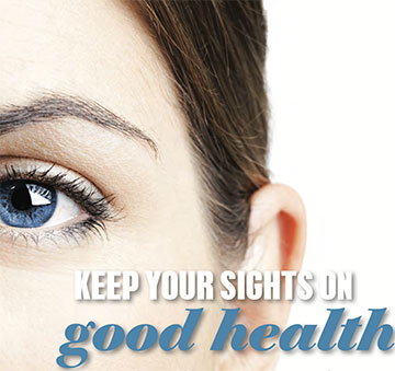 Good health eyesight