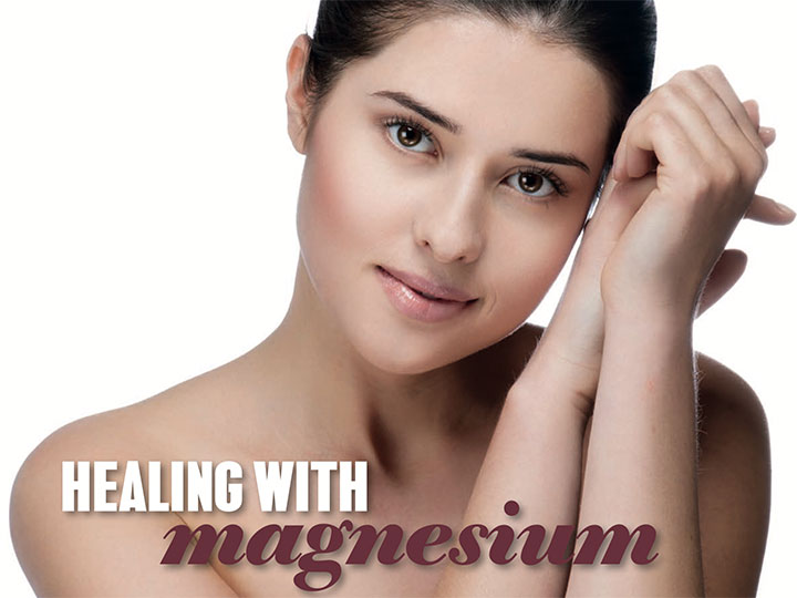 Healing with magnesium