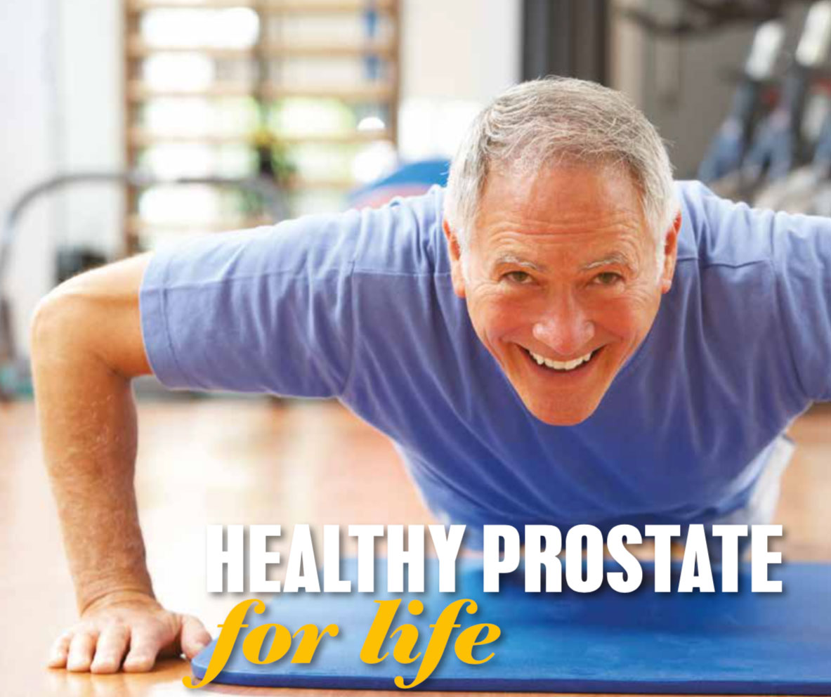 Healthy prostate for life