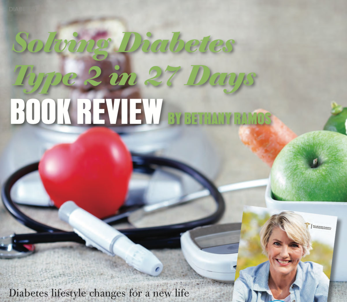 Solving diabetes type 2 in 27 days
