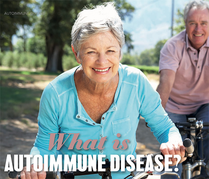 What is autoimmune disease