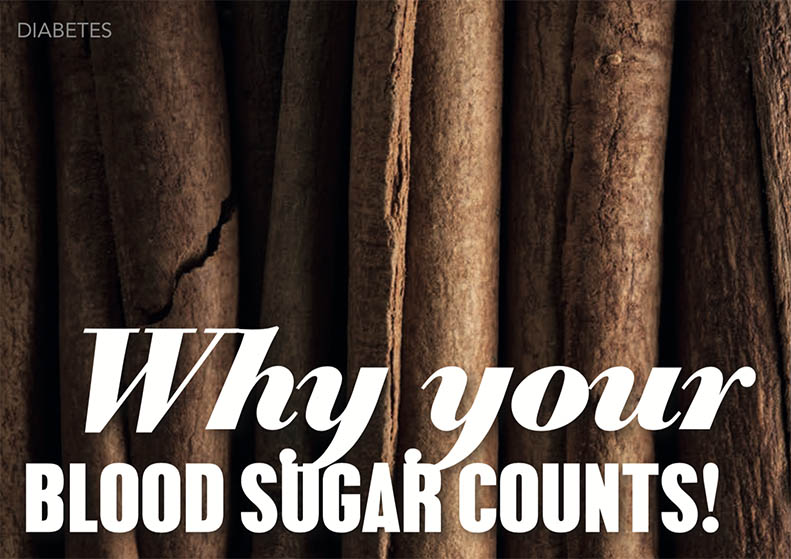 Why your blood sugar counts
